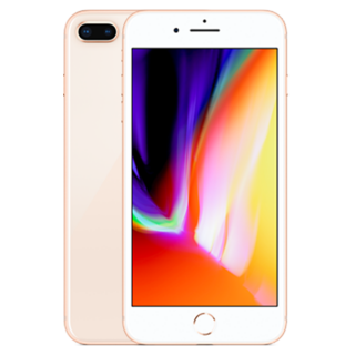 Apple IPhone 8 Plus 256GB Gold Mobil