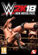 WWE 2K18 New Moves Pack (PC) Letölthető