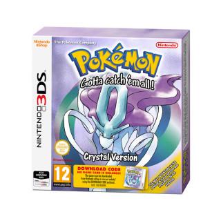 Pokémon Crystal 3DS