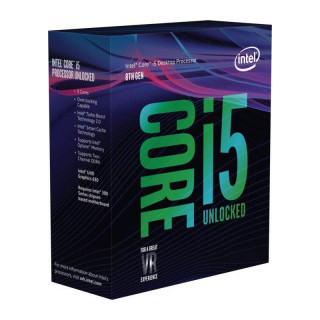Intel Core i5 8600K BOX (1151) BX80684I58600K PC