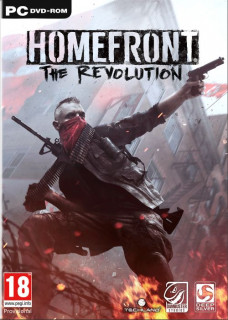 Homefront: The Revolution (PC) PL DIGITAL PC