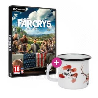 Far Cry 5 + Bögre PC