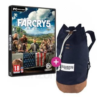 Far Cry 5 + Hátizsák PC