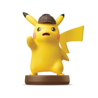 amiibo Detective Pikachu AJÁNDÉKTÁRGY