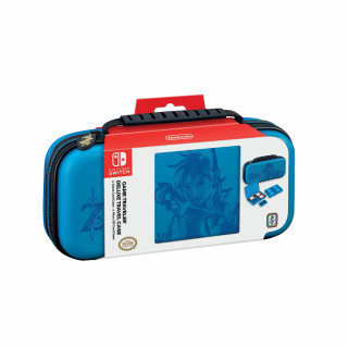 Nintendo Switch Zelda mintás tok (kék) Nintendo Switch