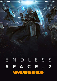 Endless Space 2 - Vaulters (PC) Letölthető PC