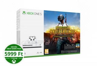 Xbox One S 1TB + PlayerUnknown's Battlegrounds XBOX ONE