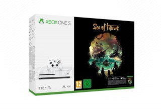 Xbox One S 1TB + Sea of Thieves XBOX ONE