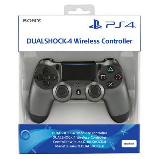 PlayStation 4 (PS4) Dualshock 4 Kontroller (Steel Black) PS4