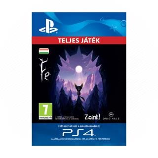 Fe - ESD HUN (Letölthető) PS4
