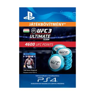 EA SPORTS™ UFC® 3 - 4600 UFC POINTS - ESD HUN (Letölthető) PS4