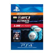 EA SPORTS™ UFC® 3 - 2200 UFC POINTS - ESD HUN (Letölthető)
