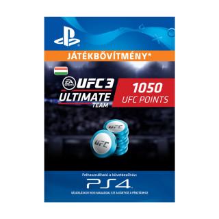 EA SPORTS™ UFC® 3 - 1050 UFC POINTS - ESD HUN (Letölthető) PS4