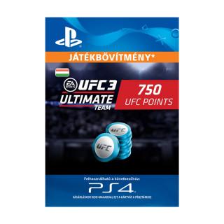 EA SPORTS™ UFC® 3 - 750 UFC POINTS - ESD HUN (Letölthető) PS4