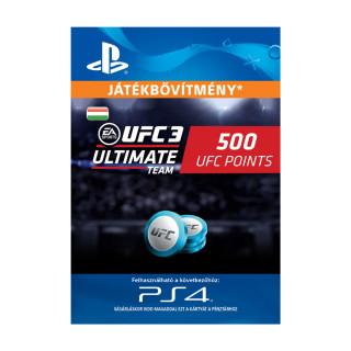EA SPORTS™ UFC® 3 - 500 UFC POINTS - ESD HUN (Letölthető) PS4