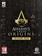 Assassin's Creed Origins Season Pass (PC) Letölthető PC
