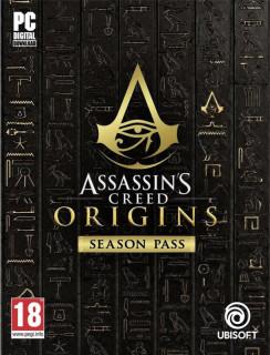 Assassin's Creed Origins Season Pass (PC) Letölthető PC