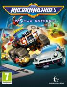 Micro Machines: World Series (PC/MAC/LX) Letölthető