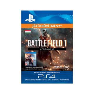 Battlefield™ 1 Apocalypse 6.3. - ESD HUN (Letölthető) PS4