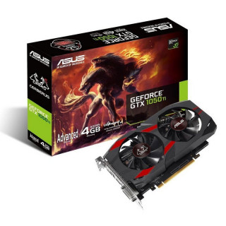 ASUS Cerberus GeForce GTX1050 Ti Advanced Edition 4GB GDDR5 (90YV0A75-M0NA00) PC