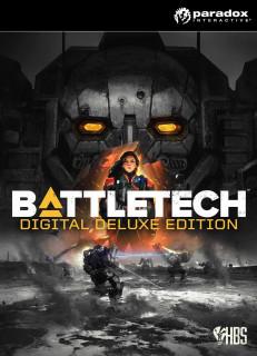 Battletech - Digital Deluxe Edition (PC/MAC) Letölthető + BÓNUSZ! PC