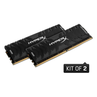 Kingston DDR4 3600 16GB HyperX Predator CL17 KIT (2x8GB) (HX436C17PB3K2/16) PC