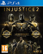 Injustice 2 Legendary Edition PS4