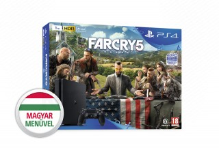PlayStation 4 (PS4) Slim 1TB + Far Cry 5 PS4