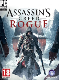 Assassin's Creed Rogue Standard Edition (PC) Letölthető PC