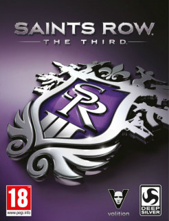 Saints Row The Third (PC) Letölthető PC