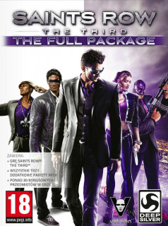 Saints Row The Third: The Full Package (PC) Letölthető PC