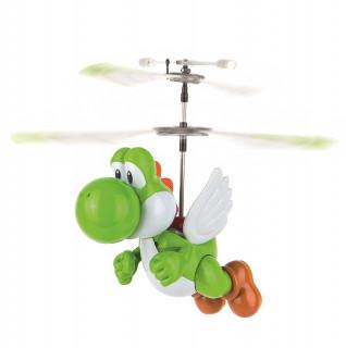 Carrera Super Mario World Flying Yoshi távirányítós helikopter AJÁNDÉKTÁRGY