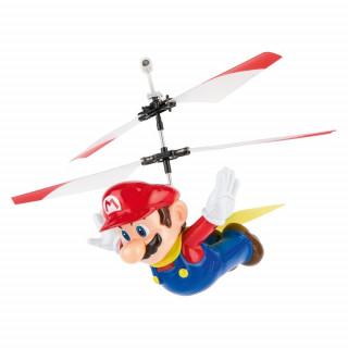 Carrera Super Mario World Flying Mario távirányítós helikopter AJÁNDÉKTÁRGY