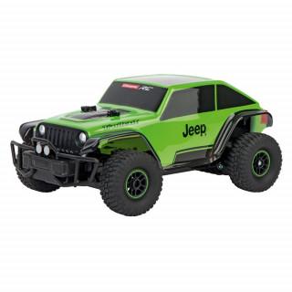Carrera Jeep Trailcat távirányítós autó AJÁNDÉKTÁRGY