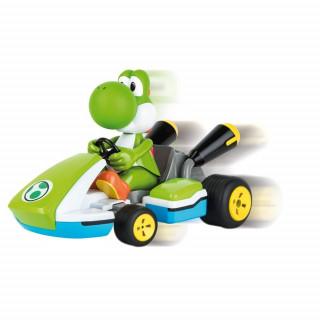 Carrera Mario Kart (TM) Yoshi Kart Racer távirányítós autó AJÁNDÉKTÁRGY