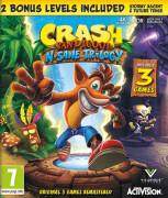 Crash Bandicoot N. Sane Trilogy (használt)