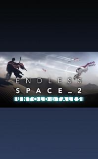 Endless Space 2 - Untold Tales (PC) Letölthető PC