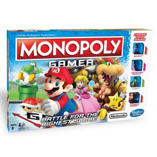 Monopoly Gamer (Nintendo) Ajándéktárgyak