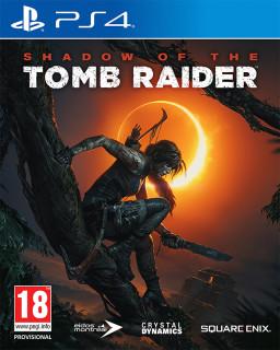 Shadow of the Tomb Raider (használt) PS4