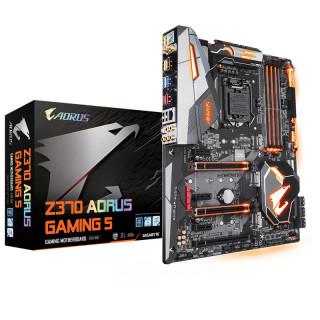 GIGABYTE 1151 GA-Z370 AORUS Gaming 5 PC