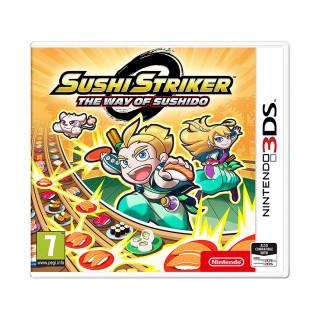 Sushi Striker: The Way of Sushido 3DS