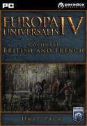 Europa Universalis IV: Colonial British and French Unit Pack (PC) Letölthető