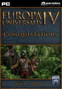 Europa Universalis IV: Conquistadors Unit Pack (PC) Letölthető