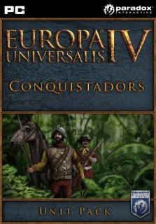 Europa Universalis IV: Conquistadors Unit Pack (PC) Letölthető PC
