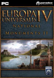 Europa Universalis IV: National Monuments II (PC) Letölthető PC