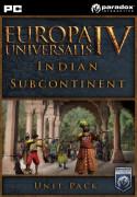 Europa Universalis IV DLC Indian Subcontinent Unit Pack (PC) Letölthető