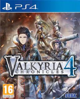 Valkyria Chronicles 4 PS4