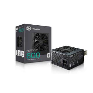 Cooler Master MasterWatt Lite 600W (MPX-6001-ACABW-EU) PC