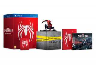 Spider-Man Collector's Edition (magyar felirattal) PS4