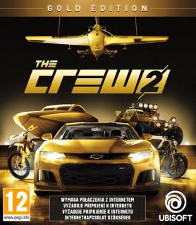 The Crew 2 Gold Edition (használt) Xbox One